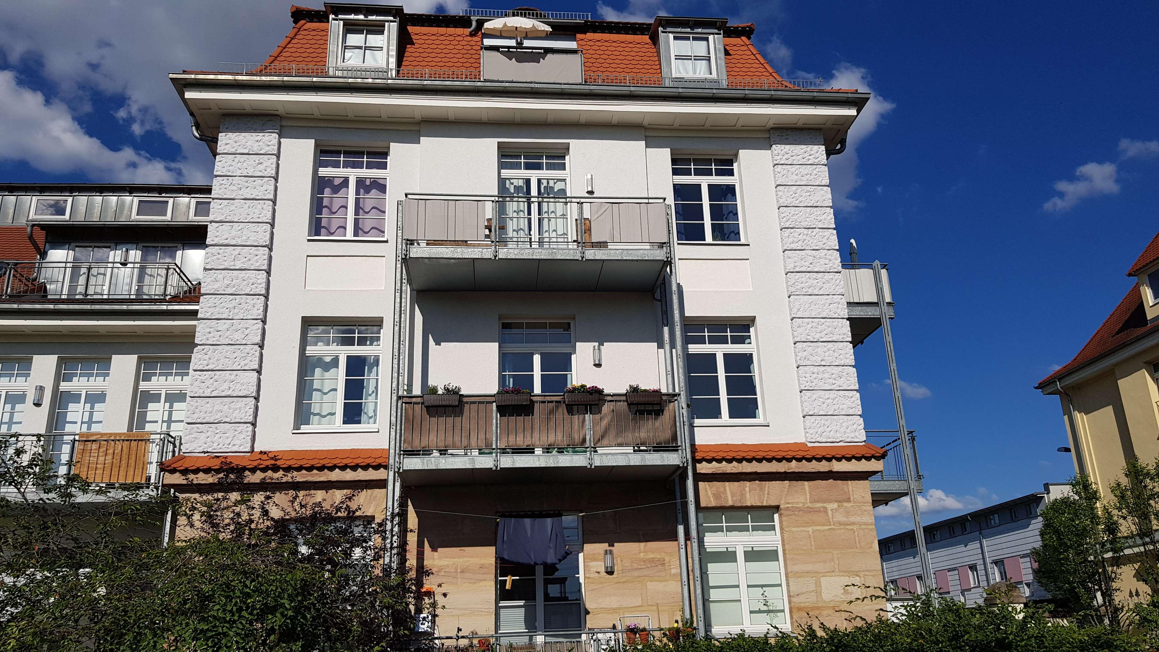 Sonnige 3-Zimmer-Wohnung in nähe des Südstadtparks in