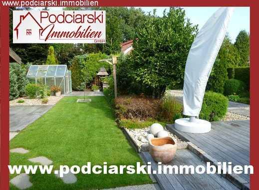 Friesenhaus mit Charisma und wunderschönem Garten in Sackgassenlage!