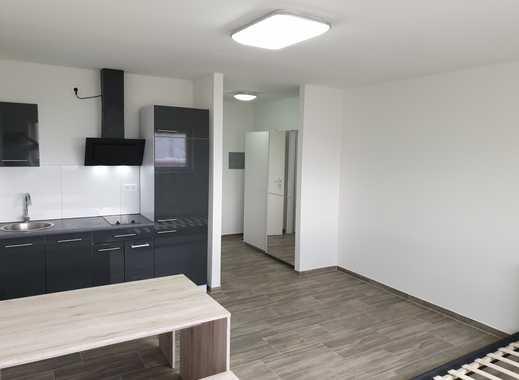 Exklusive 1-Zi-Wohnung möbliert, ca. 25 m² Erstbezug nach Vollsanierung