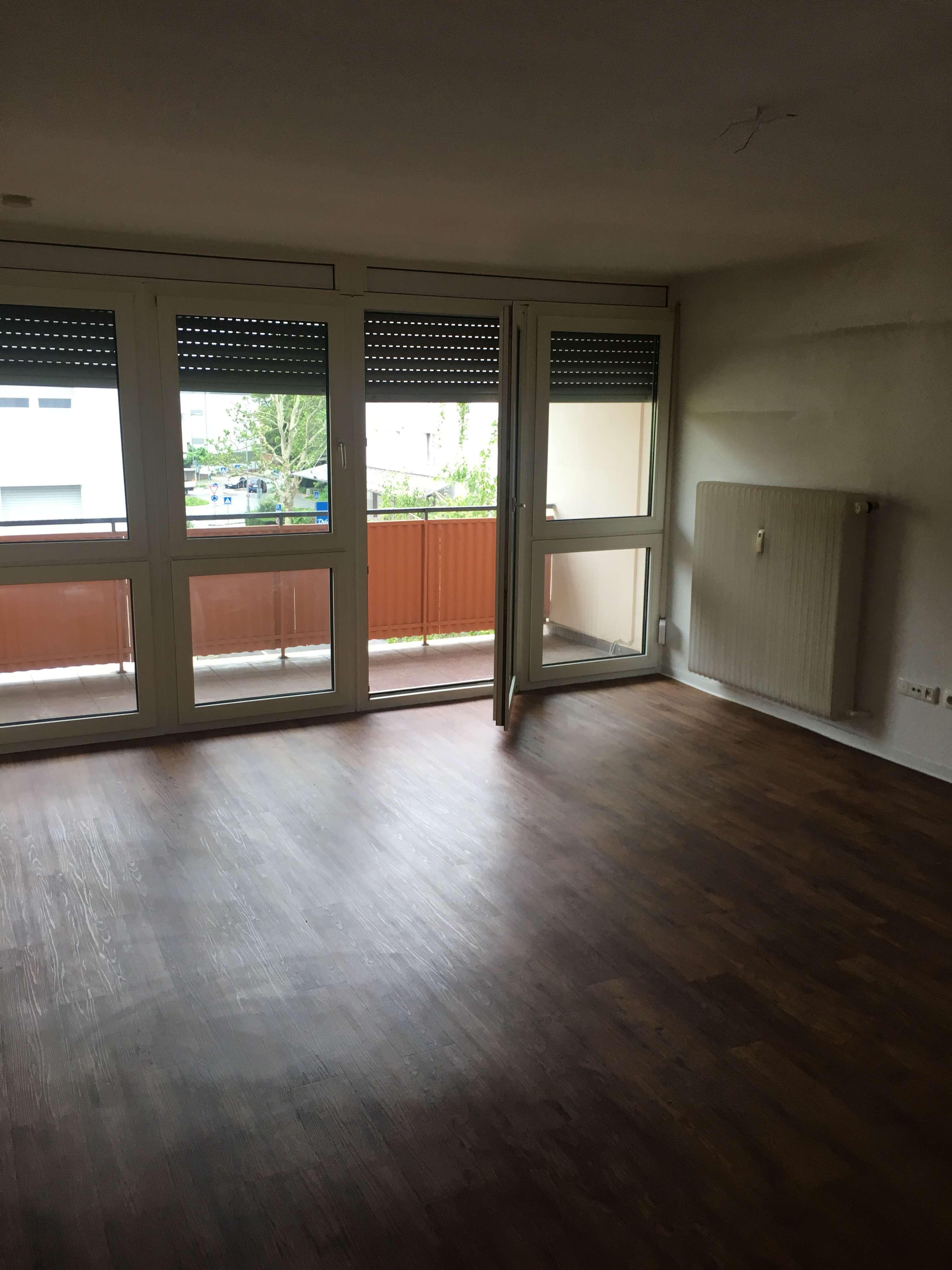 3-Zimmer Wohnung mit 2 Balkonen -Stadtmitte-