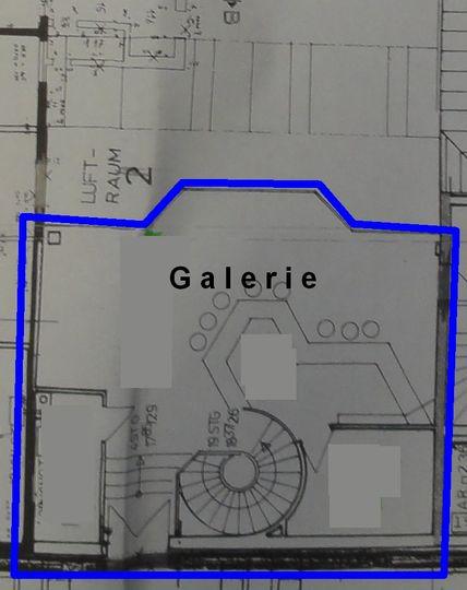 Grundriss OG - Galerie