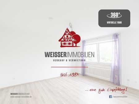 Kleine, aber feine 1-Zimmerwohnung mit Einbauküche in Ronhof / Kronach (Fürth)