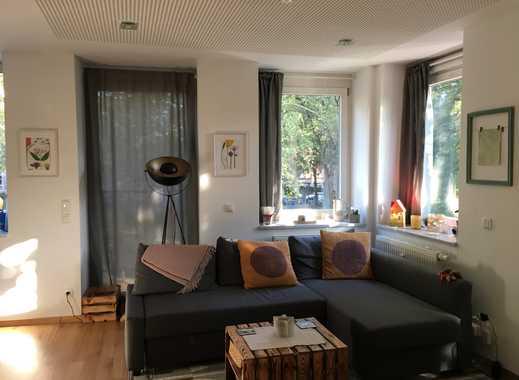 Helle Und Moderne Zwei Zimmer Wohnung In Volksgartennähe