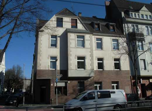 Helle 3-Zimmer-DG-Wohnung, 79 m², WG geeignet, in zentraler Lage in  D-Lörick / D-Oberkassel