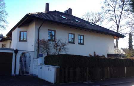 Vollständig renovierte helle Souterrain-Wohnung mit Einbauküche in Großhadern, München in Hadern (München)