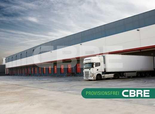 Projektierte Logistikflächen direkt an der A4 bei Zwickau