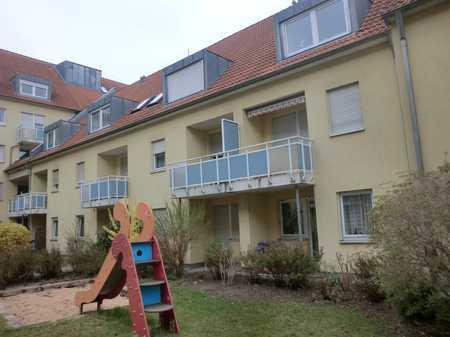 RUHIG GELEGENES UND HELLES 1 ZIMMERAPARTMENT MIT TG-STELLPLATZ - LAMINATBODEN - PANTRYKÜCHE  in Maxfeld (Nürnberg)