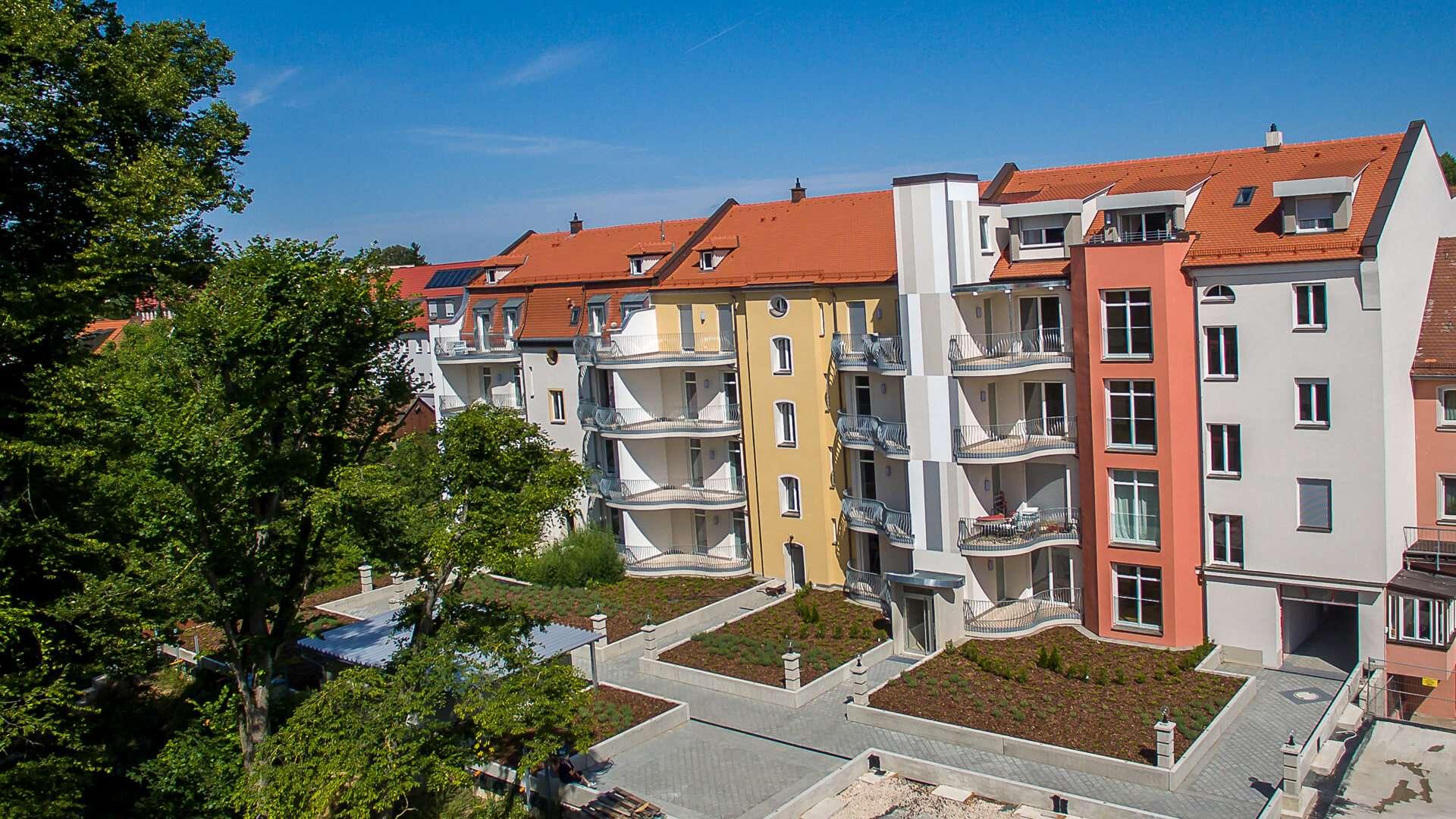 Historisch - Modern - Wohnen in Ansbach in