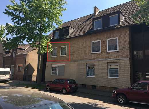 3-Zimmer-Wohnung mit Balkon in 47167 DU-Obermarxloh gerne an berufstätiges Paar