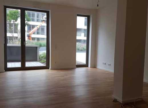 Neubau, sensationelle 2 Zimmerwohnung, EG mit Terrasse in beliebter Kiezlage