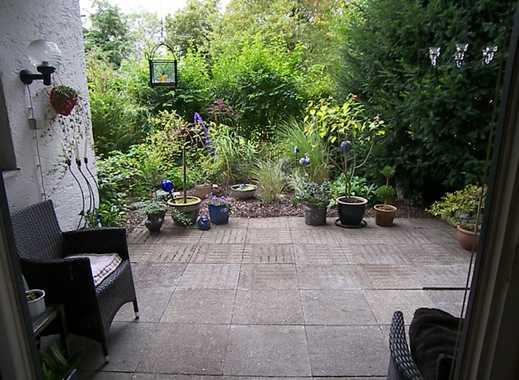 Große 2-Zimmer-Whg. mit Süd-Terrasse und Garten in ruhiger Lage in Krailling