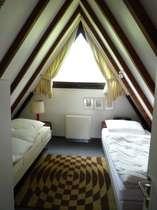 Oberes nördliches Schlafzimmer