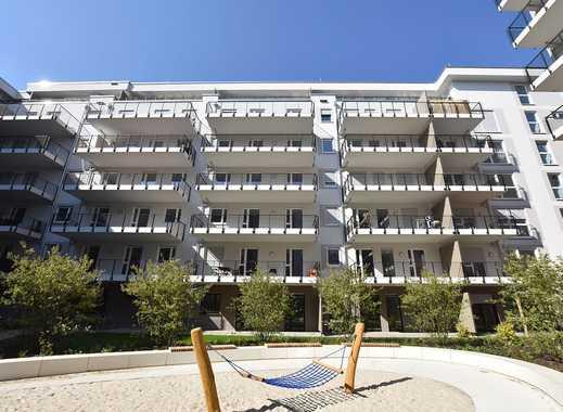 """""""SEVEN HOUSES"""" Exklusive Neubauwohnung mit Parkettboden, Fußbodenheizung und Balkon!"""