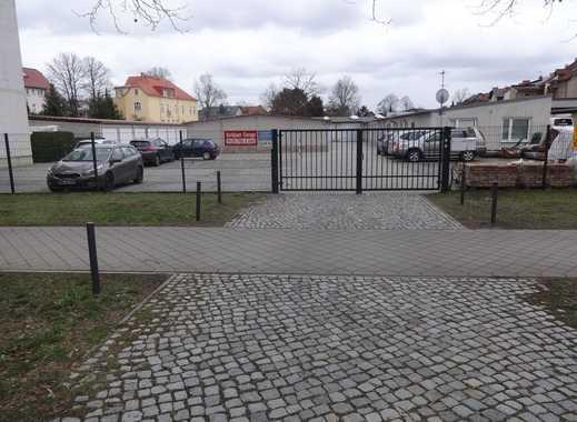 Autostellplatz direkt am Zentrum Oranienburgs