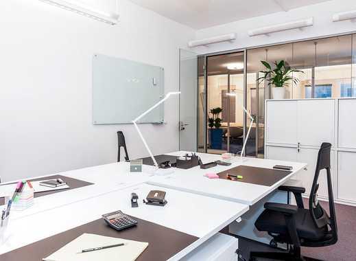 Ab Juli 2018 - Moderne Büroräume für 4 Personen - Im Herzen Münchens - Mit Fullservice!