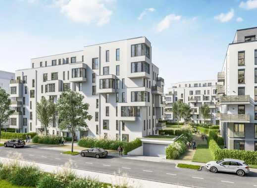 Familientraum! 4-Zimmerwohnung in grüner Umgebung mit Süd-Balkon