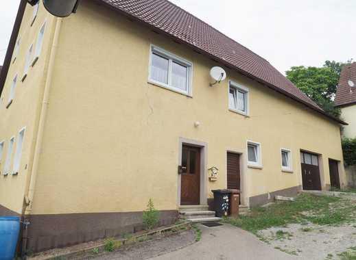 Horb - Rexingen, großzügiges Wohnhaus mit 2 Garagen und viel Abstellflächen