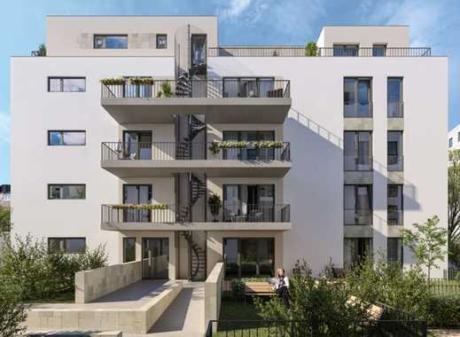 Großzügige 4-Zimmer-Wohnung mit 2 Balkonen und hochwertiger Ausstattung