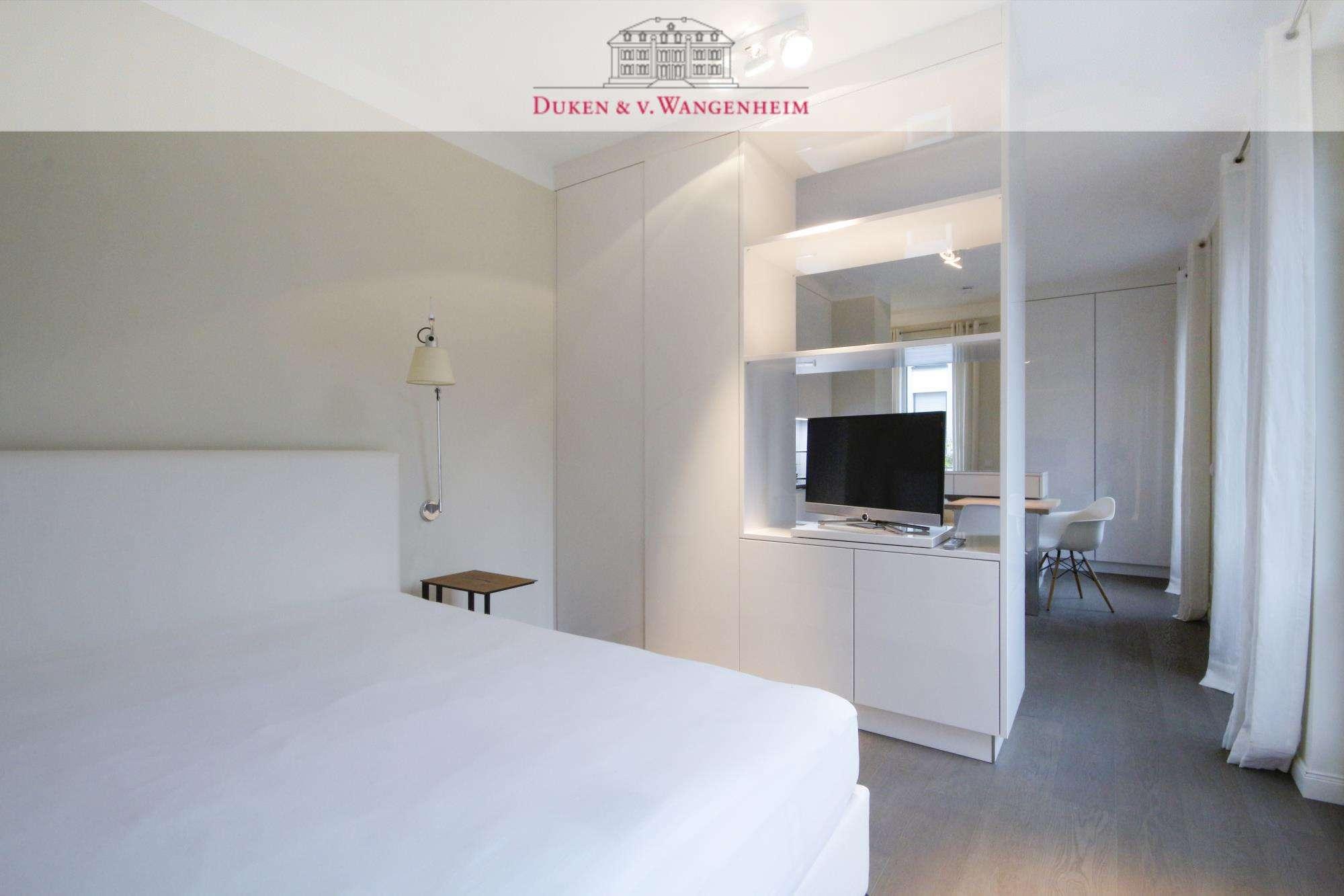 Exklusives  Single-Paradies  Stilvolles 1-Zimmer-Apartement in Bogenhausen