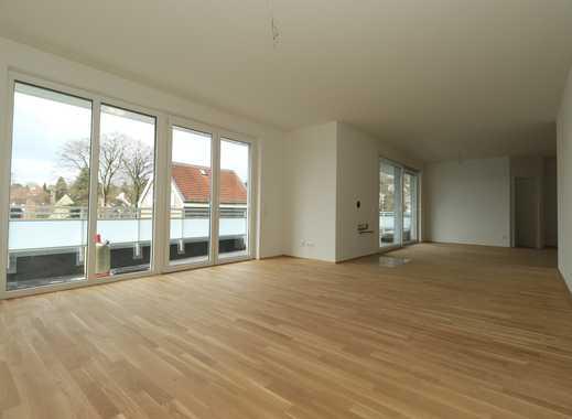 Erstbezug mit Balkon: exklusive 4-Zimmer-Penthouse-Wohnung in Wuppertal