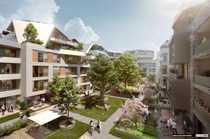Moderne 4-Zimmer-Wohnung mit Dachterrasse und