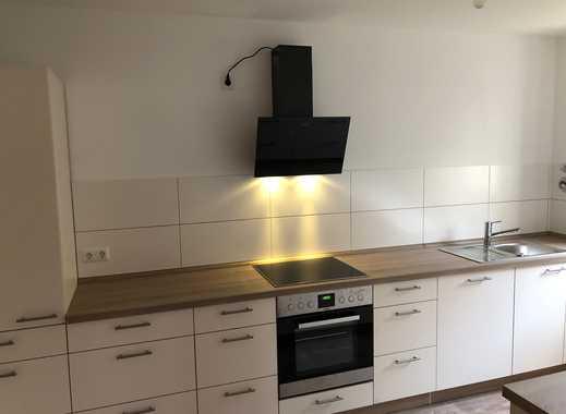 Gepflegte 5-Zimmer-Erdgeschosswohnung mit neuer EBK, Balkon & Garage in Nattheim