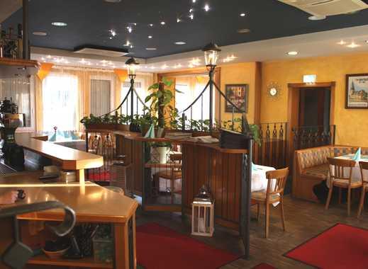 Restaurant Bürgerhaus mit schönem Saal + Wohnung