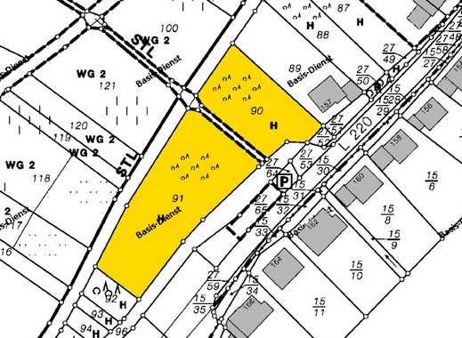 2.002 m² Waldfläche und 490 m² Wohnbauland in Oberwesel
