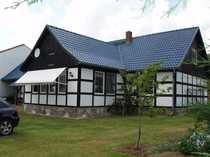 Vorbildlich restauriertes Fachwerkhaus für Pferdeliebhaber