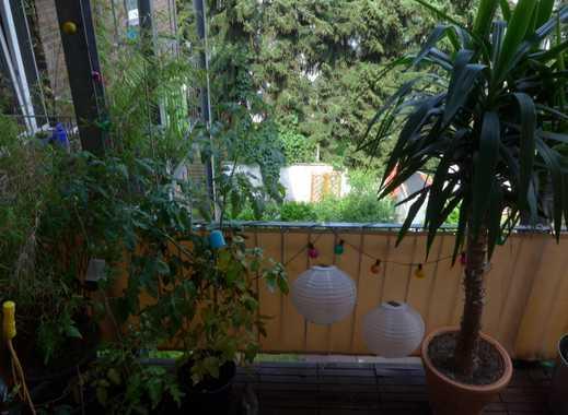 Schöne Wohnung mit Balkon