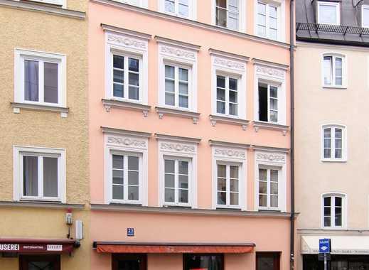 Exklusive Wohnung in traumhafter Altstadtlage - hochwertig möbliert