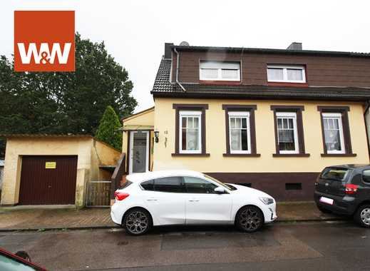 Doppelhaushälfte mit Garage in Sulzbach-Hühnerfeld zu verkaufen