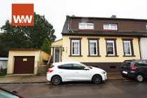 Doppelhaushälfte mit Garage in Sulzbach-Hühnerfeld