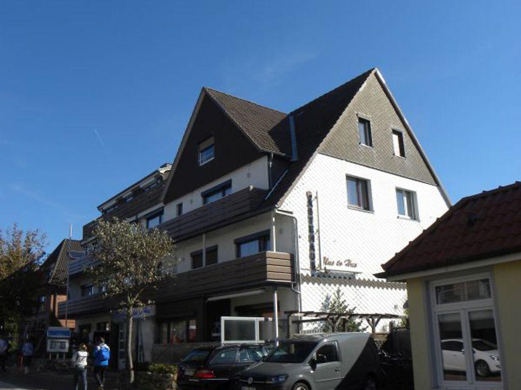 Appartementhaus an der Nordsee