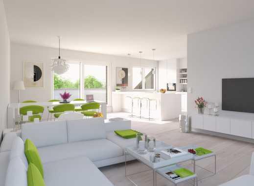 Lichtdurchflutete Wohnung mit viel Charme, großzügigen Terrassen und Balkon!