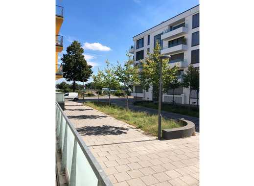 Exklusive, gepflegte 4-Zimmer-Hochparterre-Wohnung mit Balkon, Garten und EBK in Mainz