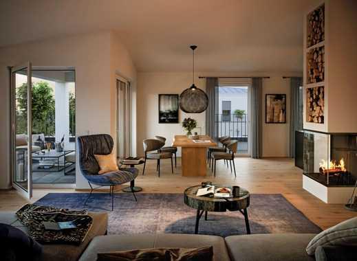 Luxus WG -5-Zimmer-Penthouse-Wohnung in Frankfurt sucht weitere Mitbewohner