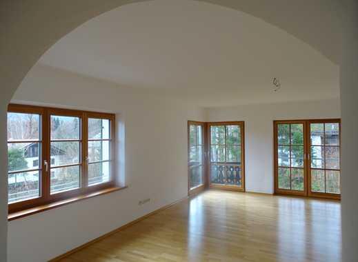Wunderschöne 5-Zimmer-Maisonette-Wohnung am Walchensee