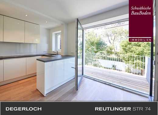 Erstbezug Degerloch: Sehr attraktive, helle und großzügige 3,5 Zi. Wohnung mit nutzbarem Balkon +++