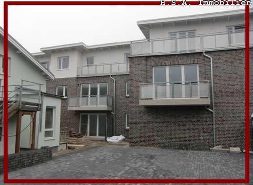 Erstbezug! Schöne 2 Zi. Erdgeschoss-Wohnung mit Terrasse, Fußbodenheizung und uvm.!