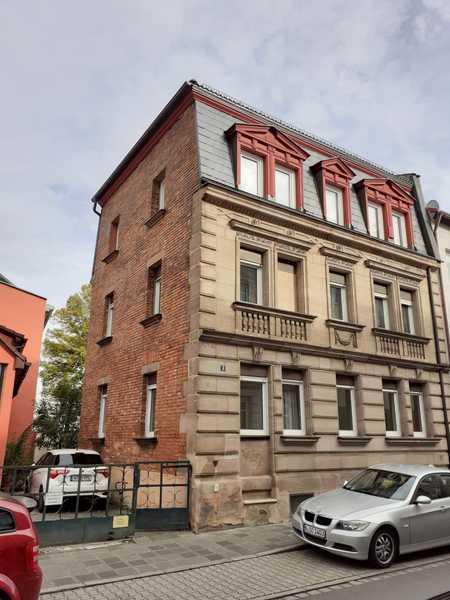 Gepflegte 2,5-Zimmer-Hochparterre-Wohnung in Nürnberg Südwest in St. Leonhard (Nürnberg)