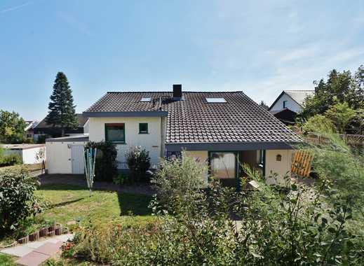 Hochwertiges, freistehendes Haus in Split-Level-Bauweise mit großem Grundstück in Finthen!