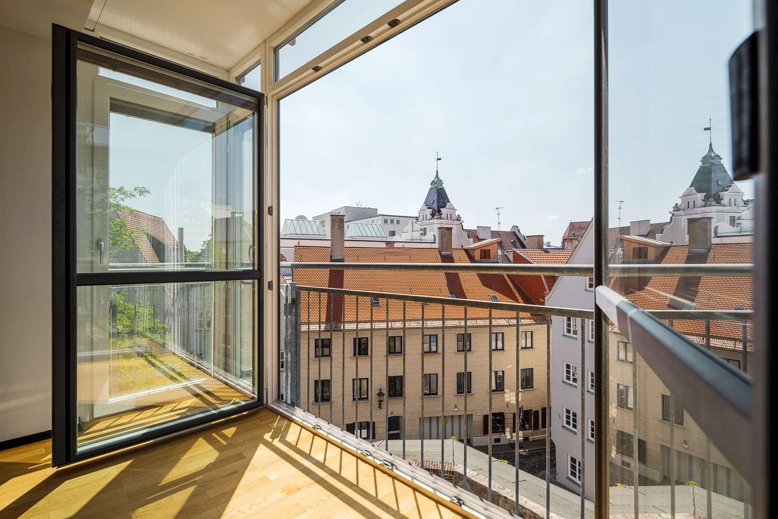 WALSER | Exklusive 3-Zimmer Wohnung am Mauerberg