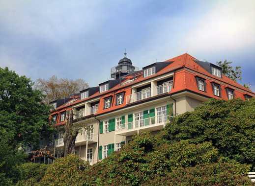 Königspark in Dresden-Wachwitz * exklusive 4,5-Zimmer-Wohnung mit Balkon und Blick