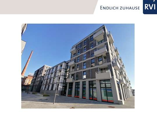 Geräumige Wohnung mitten in der City inkl. EBK und Loggia*BELA direkt vom Vermieter*