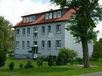 3-Raum-Wohnung in Riebau