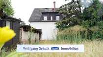 Bild Zweifamilienhaus mit Modernisierungsbedarf in gewachsener Wohngegend