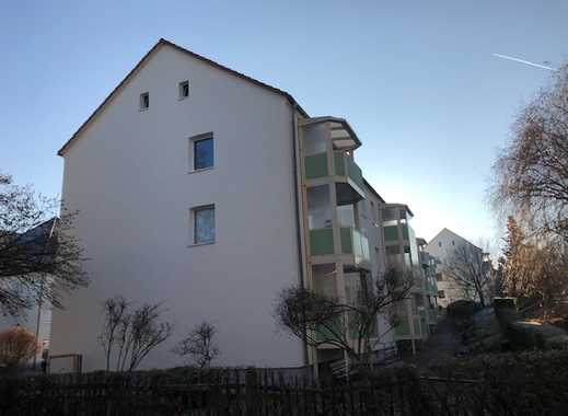 ruhig gelegene 3- bis 4-Raum-Wohnung