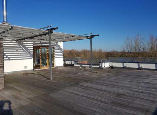 Exclusive Penthouse Wohnung in direkter Rheinlage mit Traumterrasse !!!!