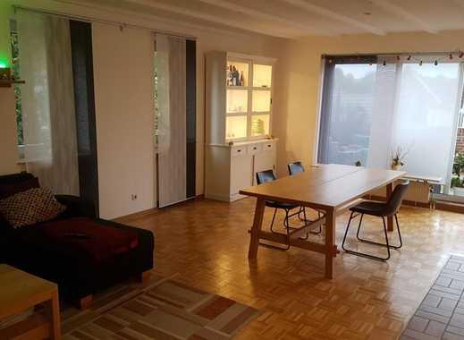 Ansprechende 4-Zimmer-Dachgeschosswohnung mit Balkon in Rheine
